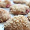 Strawberry Almond Streusel Muffins Recipe