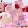 White Chocolate Strawberry Fudge Recipe