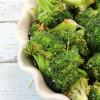 Roasted Garlic Parmesan Broccoli with a Twist