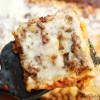 Prepare and Clean Up Lasagna the Easy Way