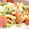 The Best Garden Fresh Pasta Salad Recipe