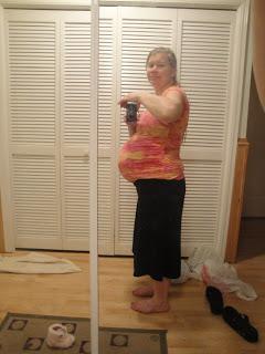 My Pregnancy Week 30