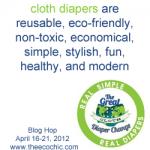 Real Simple Real Diapers Week – Cloth Diapering 101