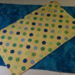 Celebration Day #7 – Set of 2 burpclothes from Peeptree