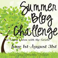 Summer #BlogChallenge August 7 – A skill I wish I had