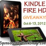 Kindle Fire HD Giveaway!!!
