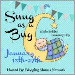 #snugbug Snug as a Bug Giveaway Package
