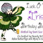 Luck O The Irish Birthday Bash {Giveaway}
