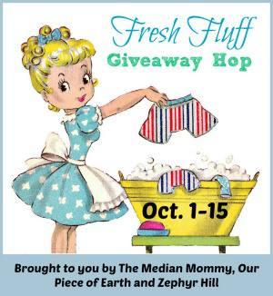 Fresh Fluff Giveaway Hop, Cloth diapers, Blogger Signups