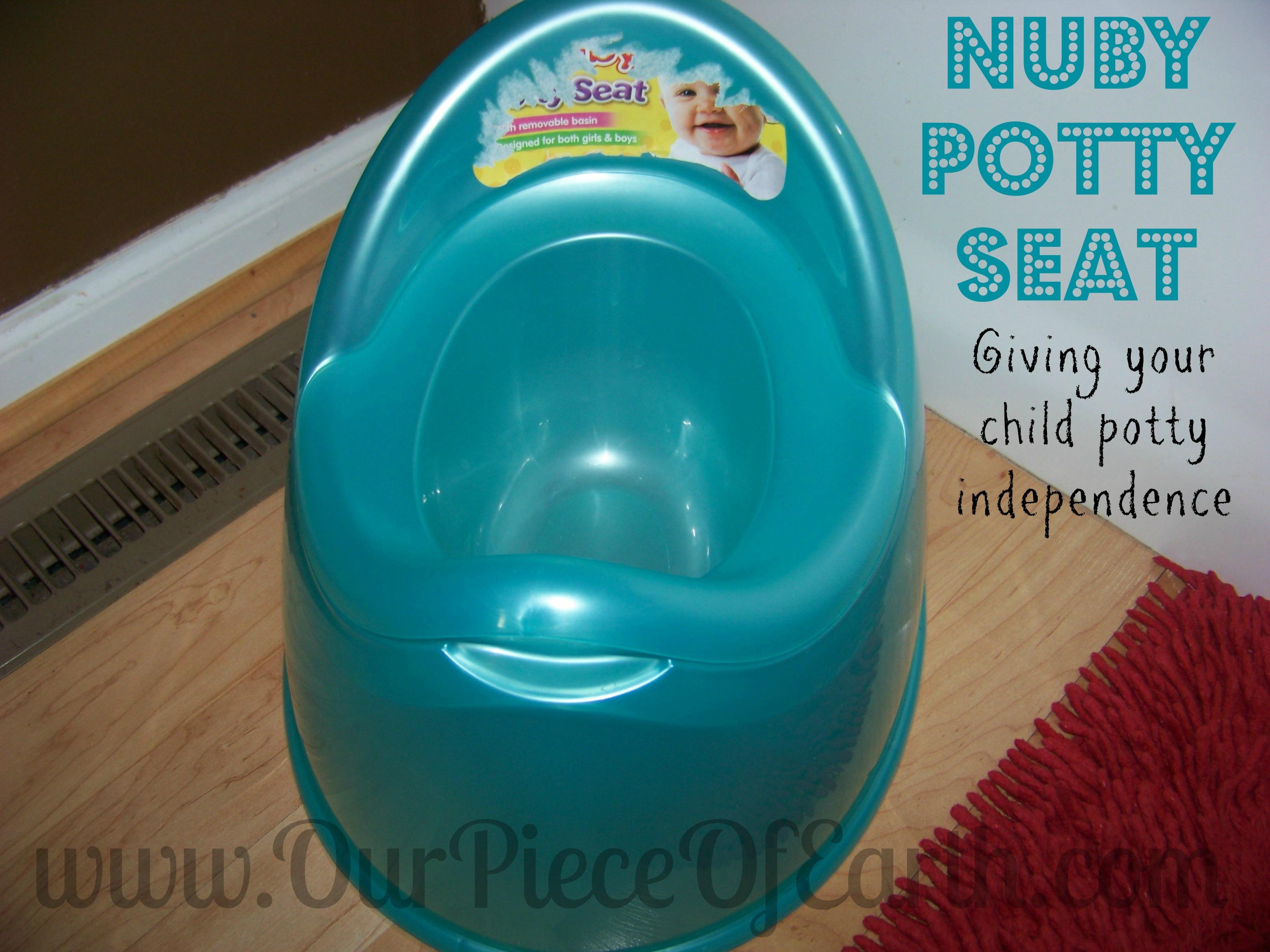 Nuby Potty Seat