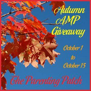 Autumn AMP Giveaway