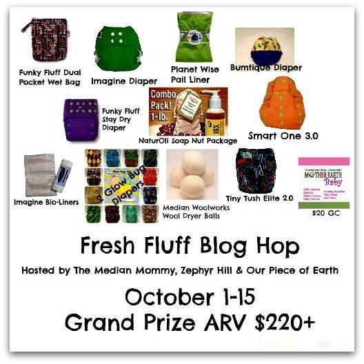 Fresh Fluff Grand Prize