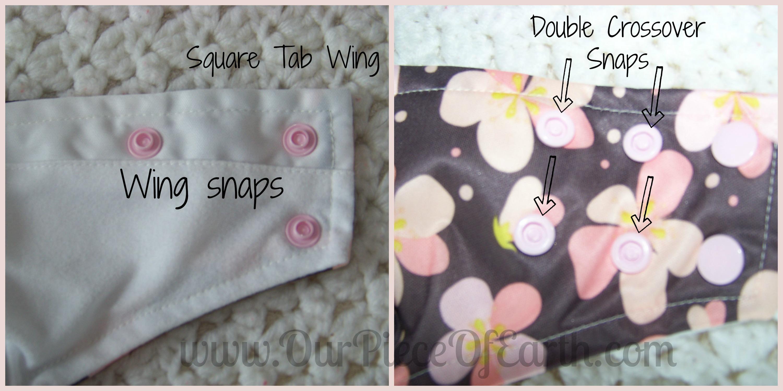 Glow Bug Cloth Diaper