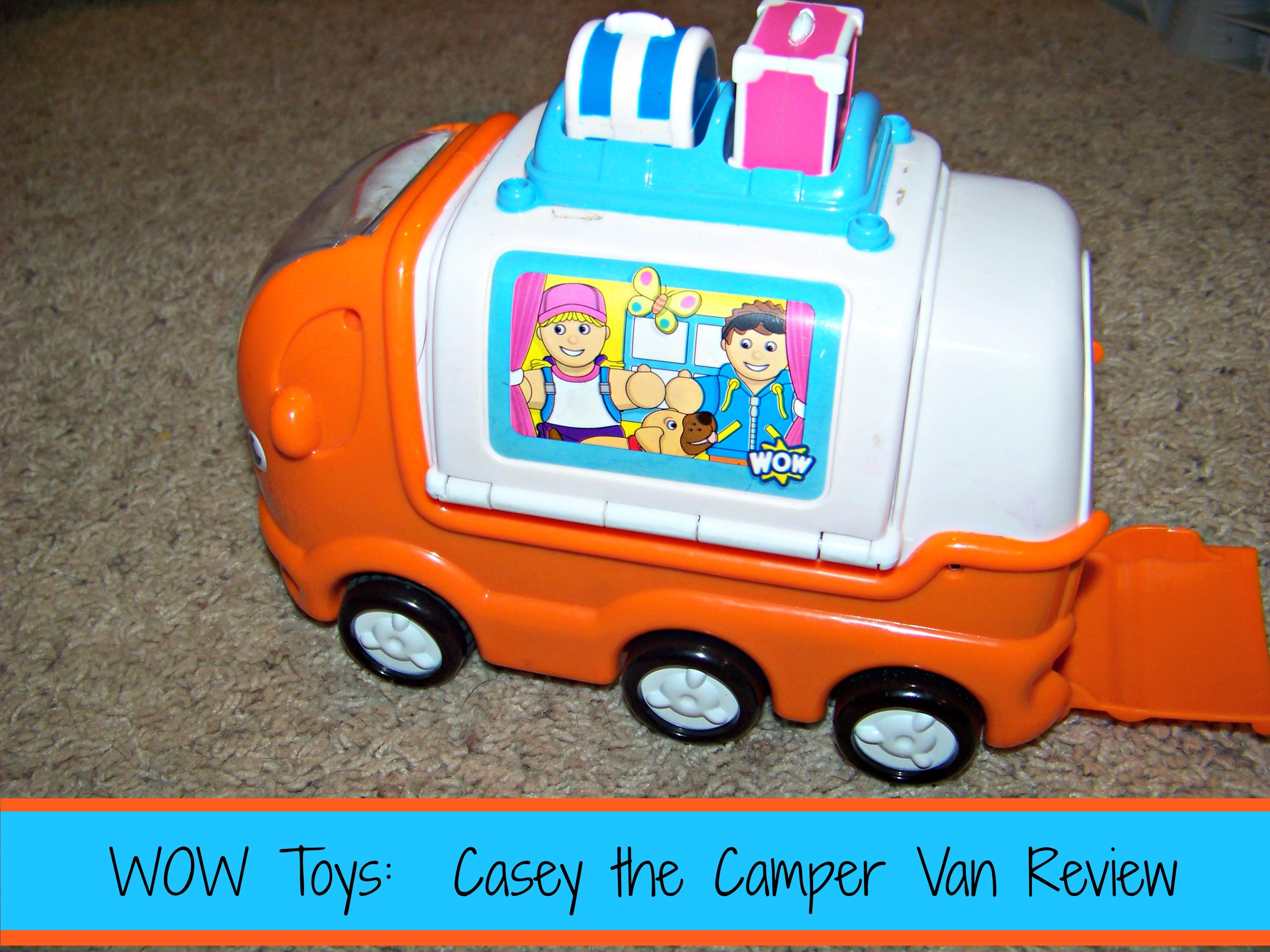 WOW Toys, Casey the Camper Van