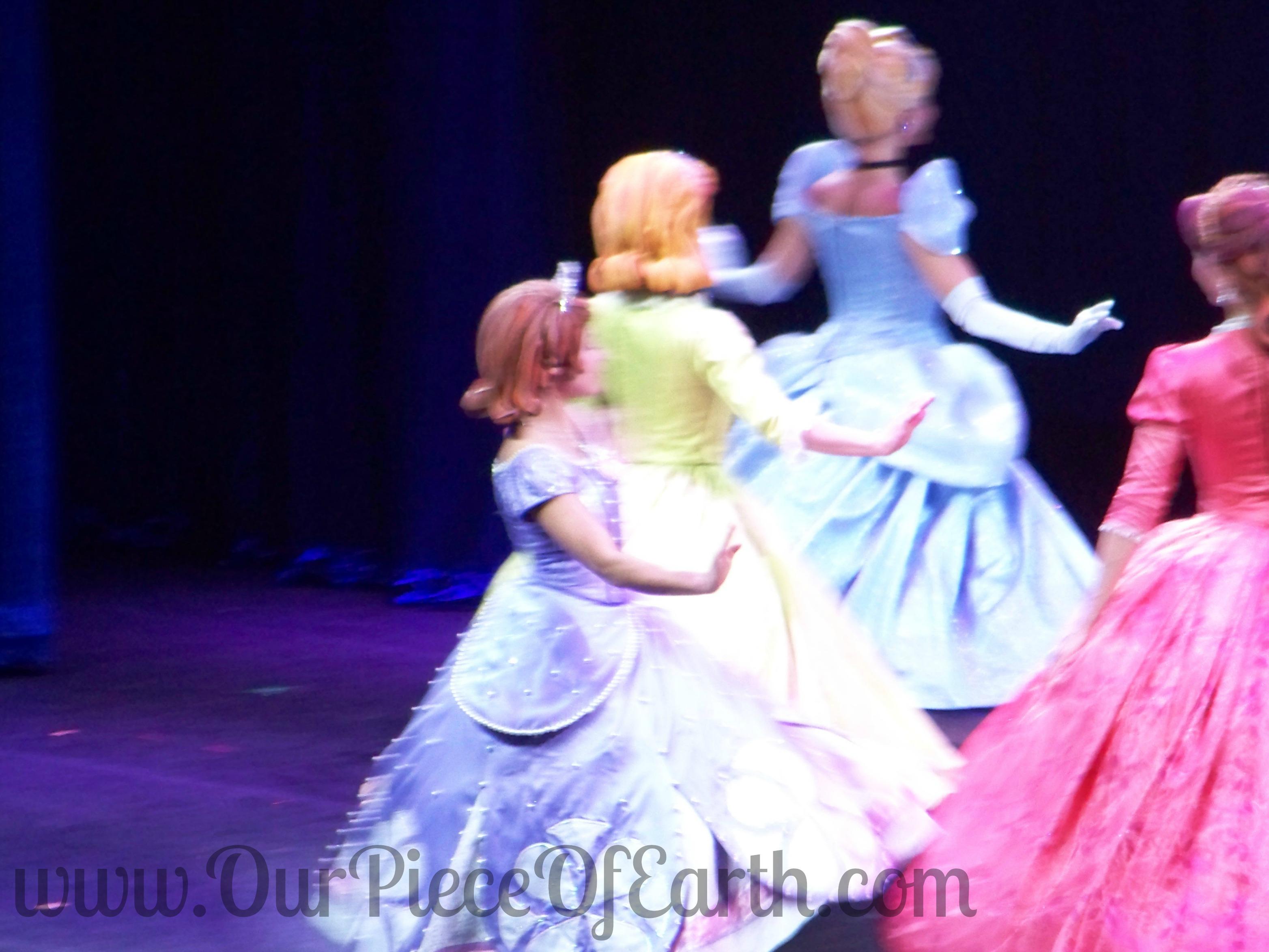 Disney Live Pirate and Princess Adventure Princesses
