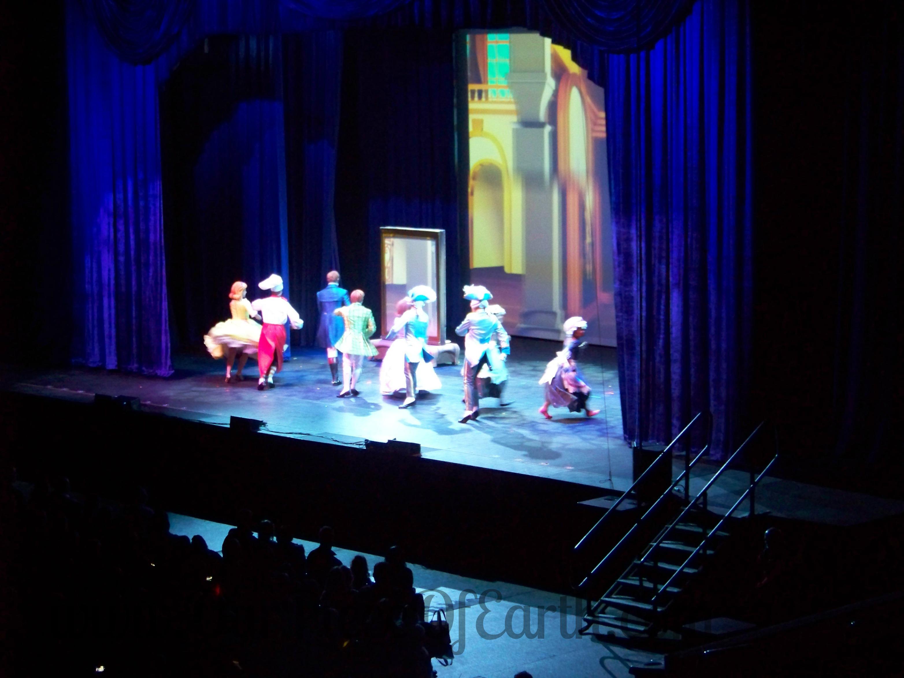 Disney Live Princess and Pirate Adventure