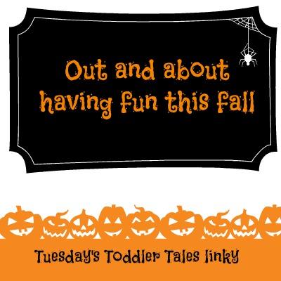 Fall fun, Tuesday's Toddler Tales