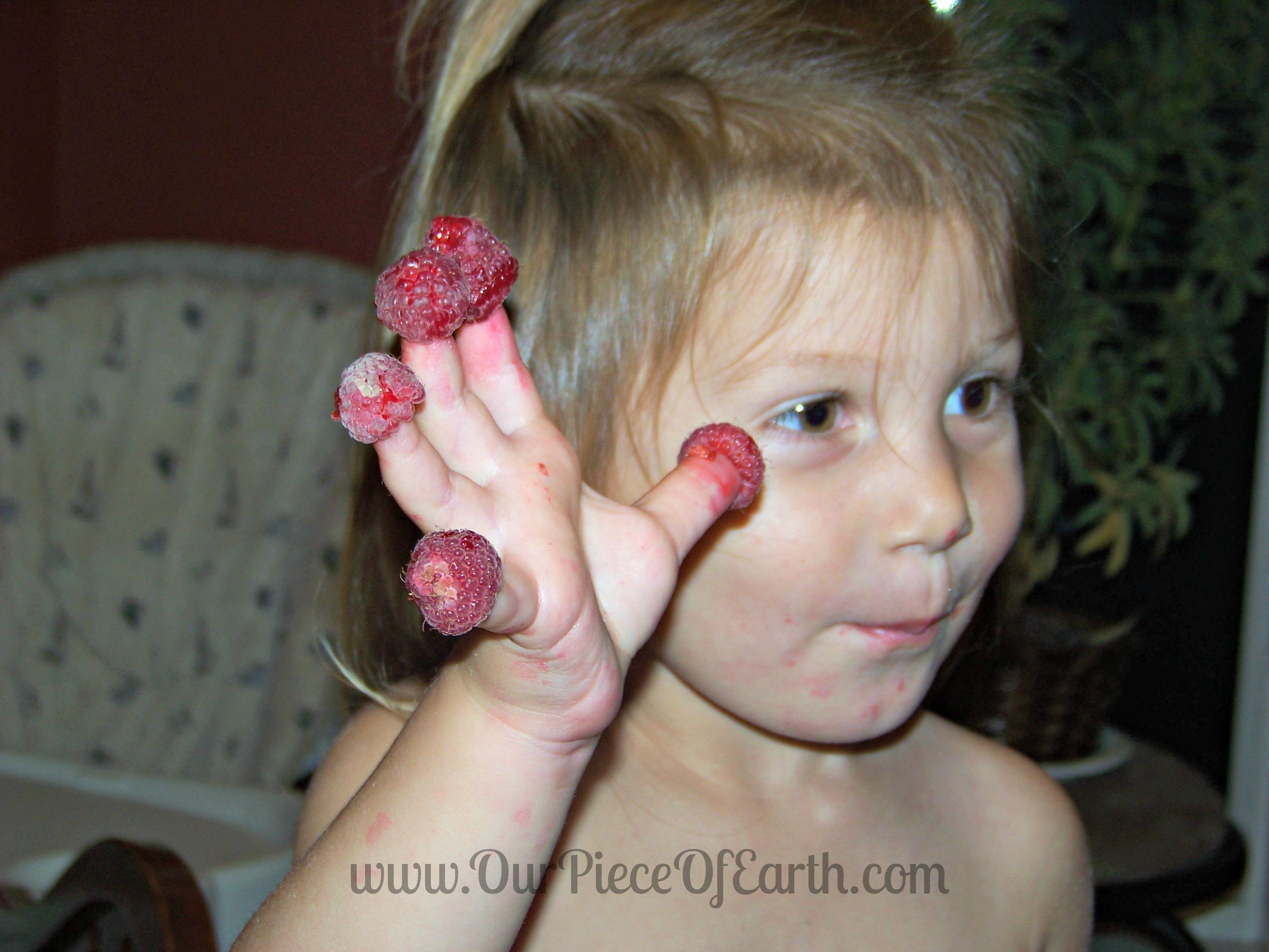 Encouraging healthy eating habits in young children