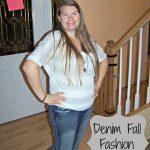 Denim Inspired Fall Fashion