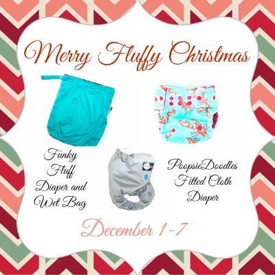 Merry Fluffy Christmas #FluffXmas