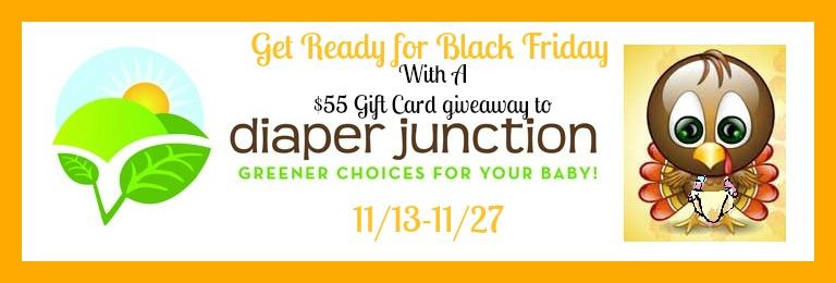 Diaper Junction $55 giveaway