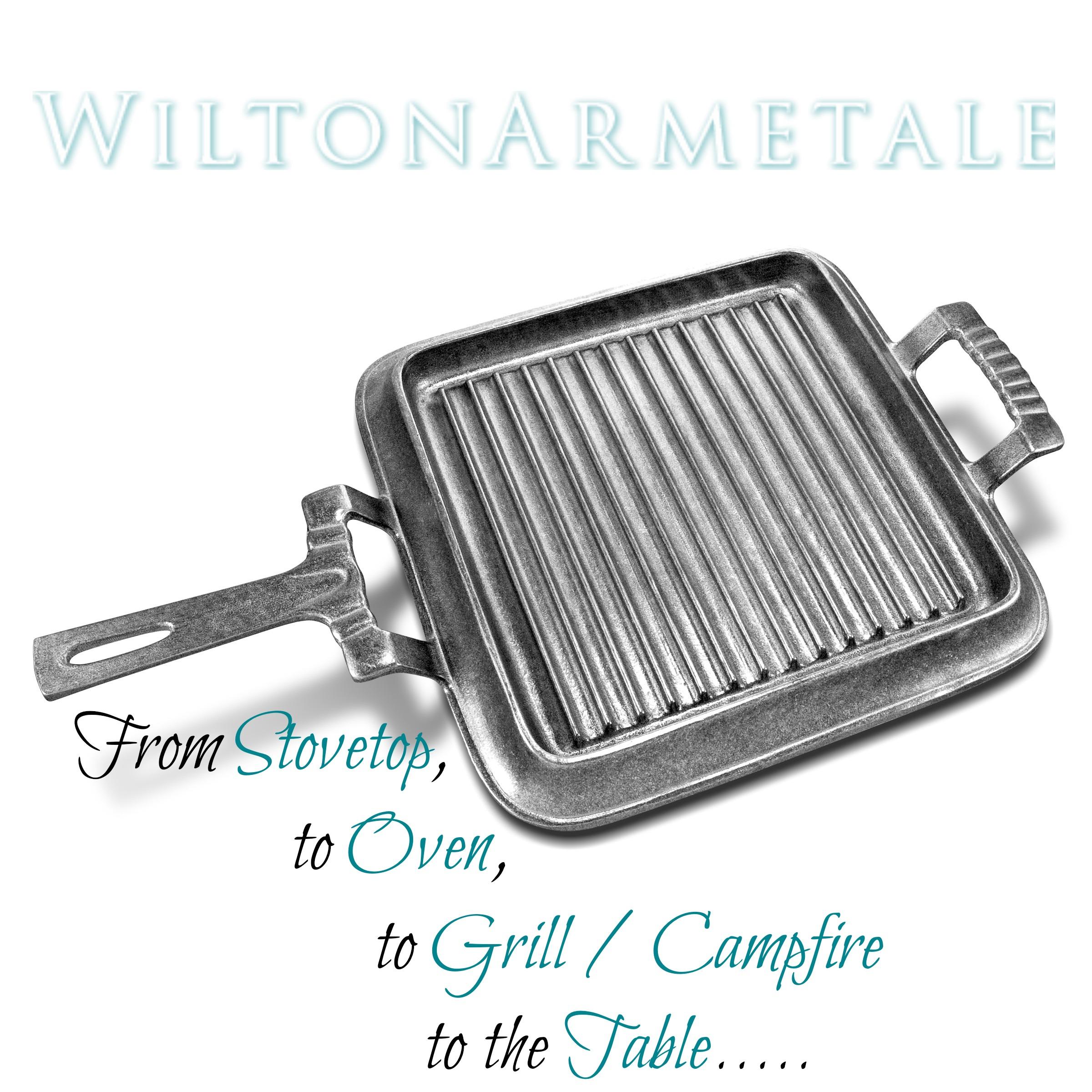 Wilton Armetale, Grillware, Square Grillware
