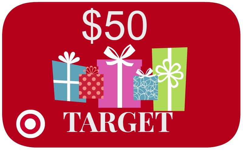 $50 Target gift card + GE reveal light bulb giveaway