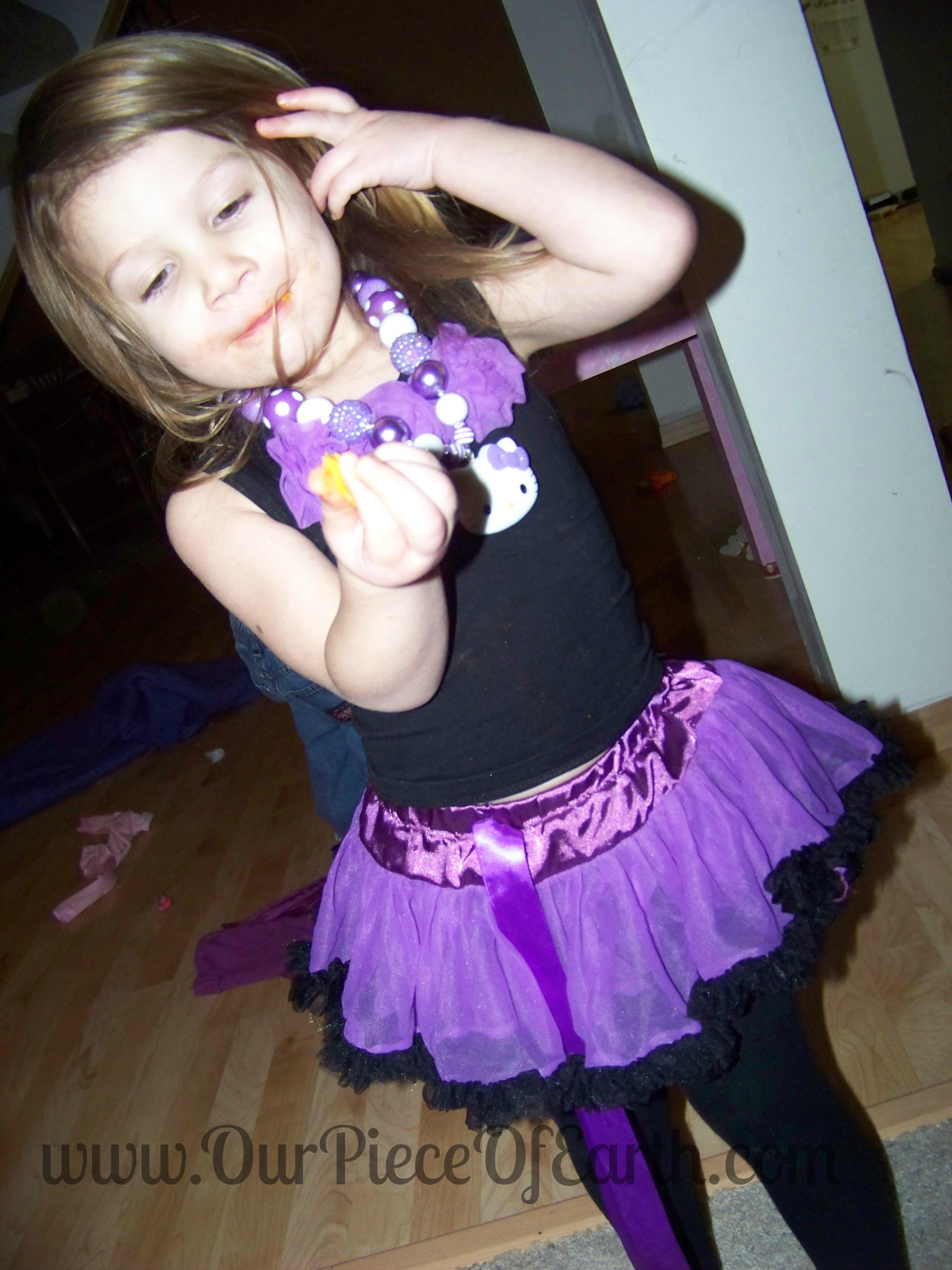 Maggie purple