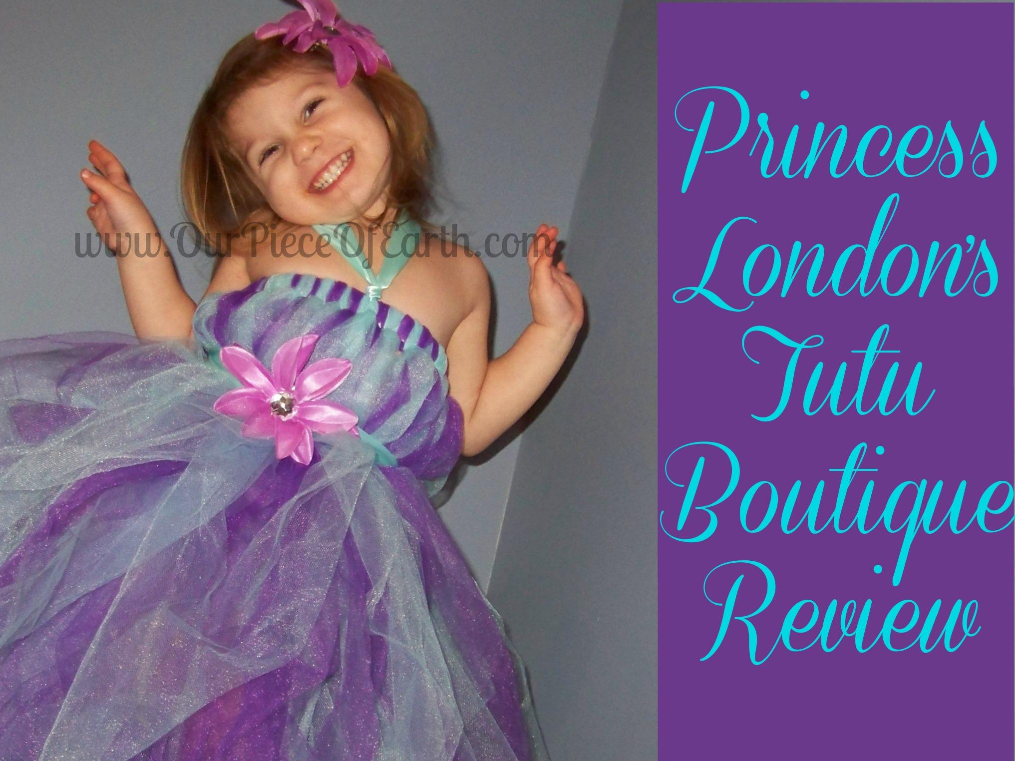 Princess London's Tutu Boutique