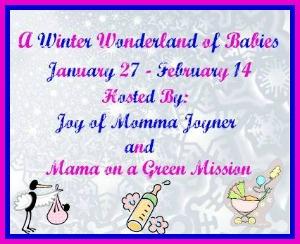 A Winter Wonderland of Babies Giveaway