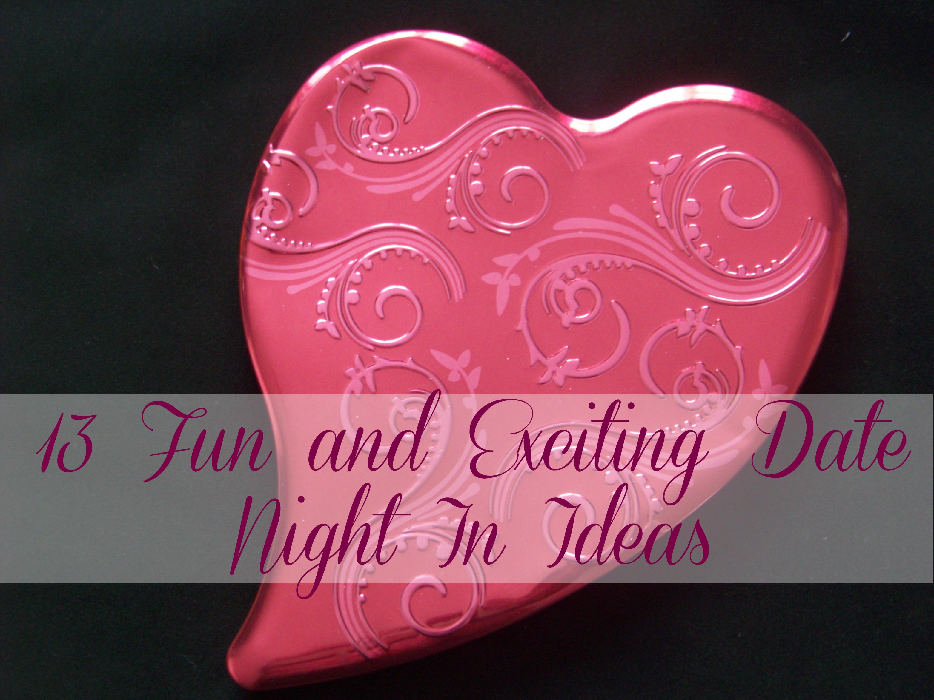 Date Night In, #ad