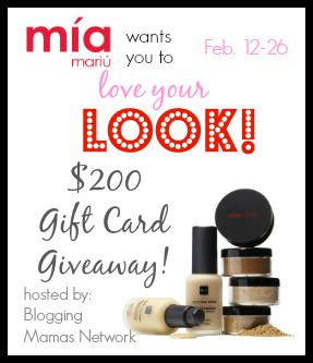 Mia Mariu Giveaway