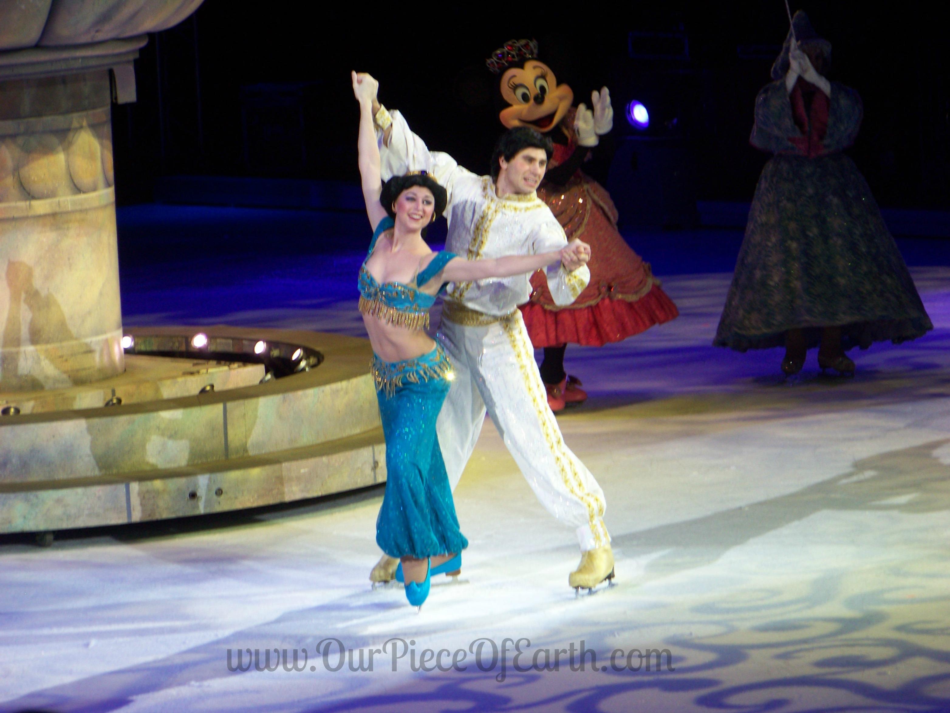 Disney On Ice Jasmine