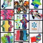 Living La Vida Eco Cloth Pad/Menstrual Cup #Giveaway