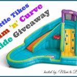 Free blogger event:  Slam-n-curve slide giveaway