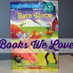 Books We Love:  Barn Storm