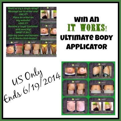 It Works!  Ultimate Body Applicator