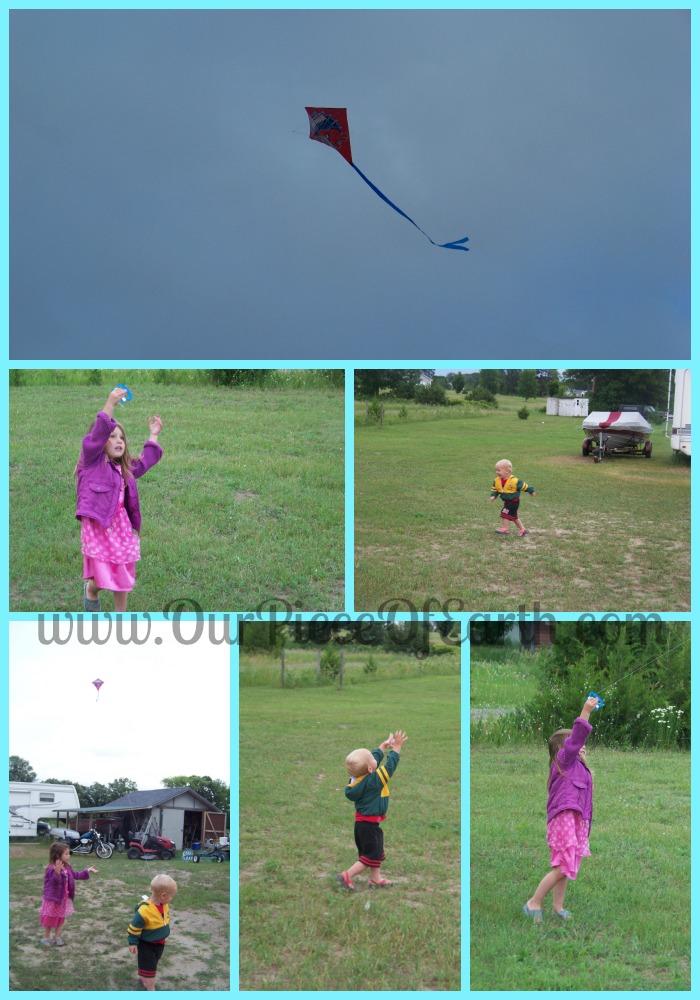 Kite Flying Fun