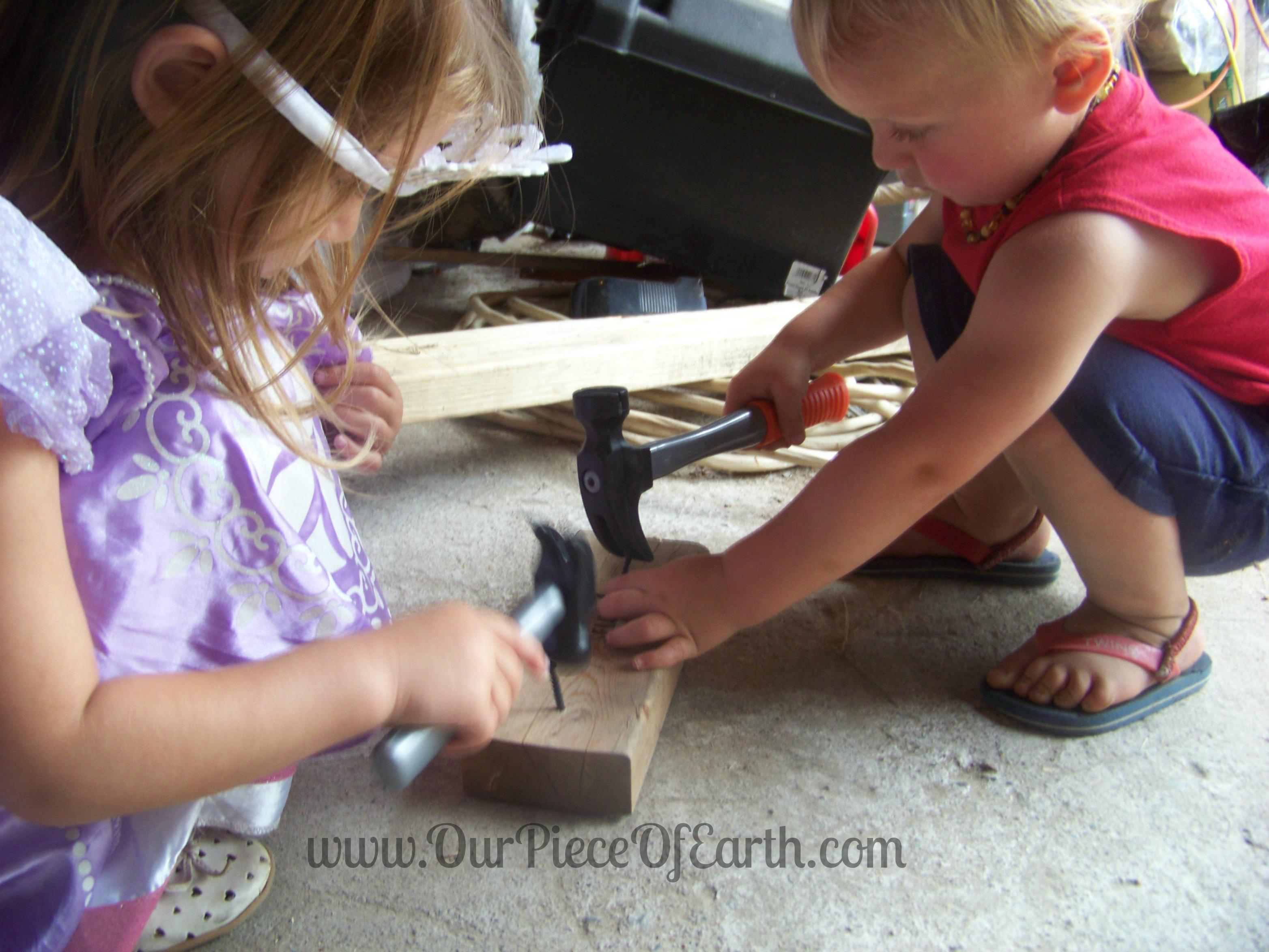Little carpenters