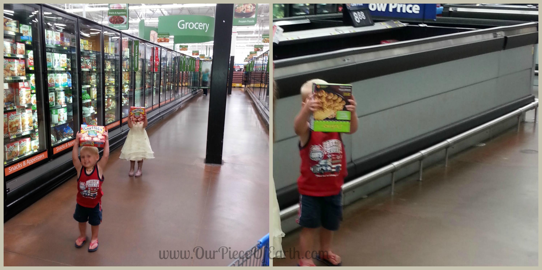 Walmart Bagel Bites & Delimex