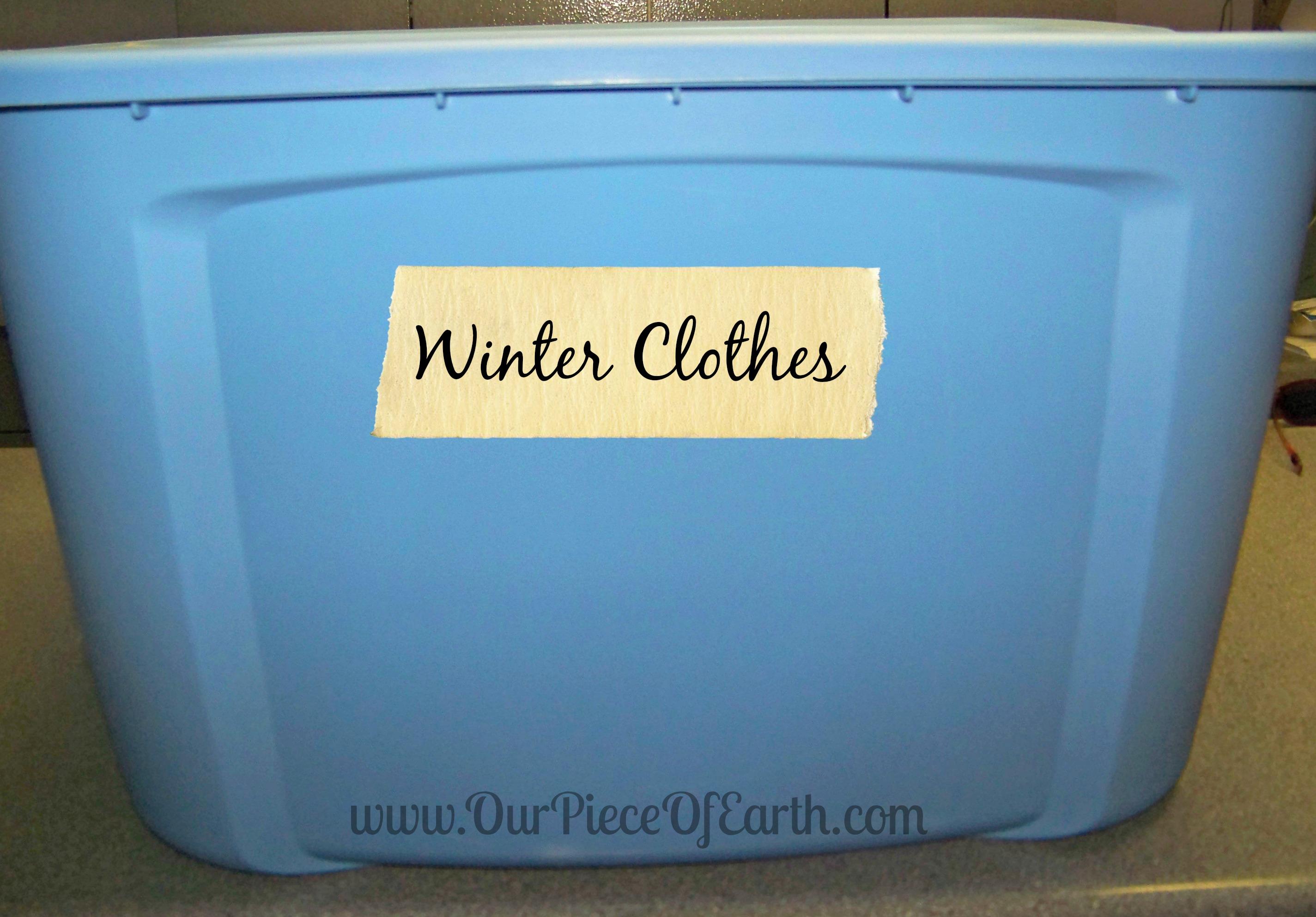 4 Simple Tips to De-Clutter Your Closet