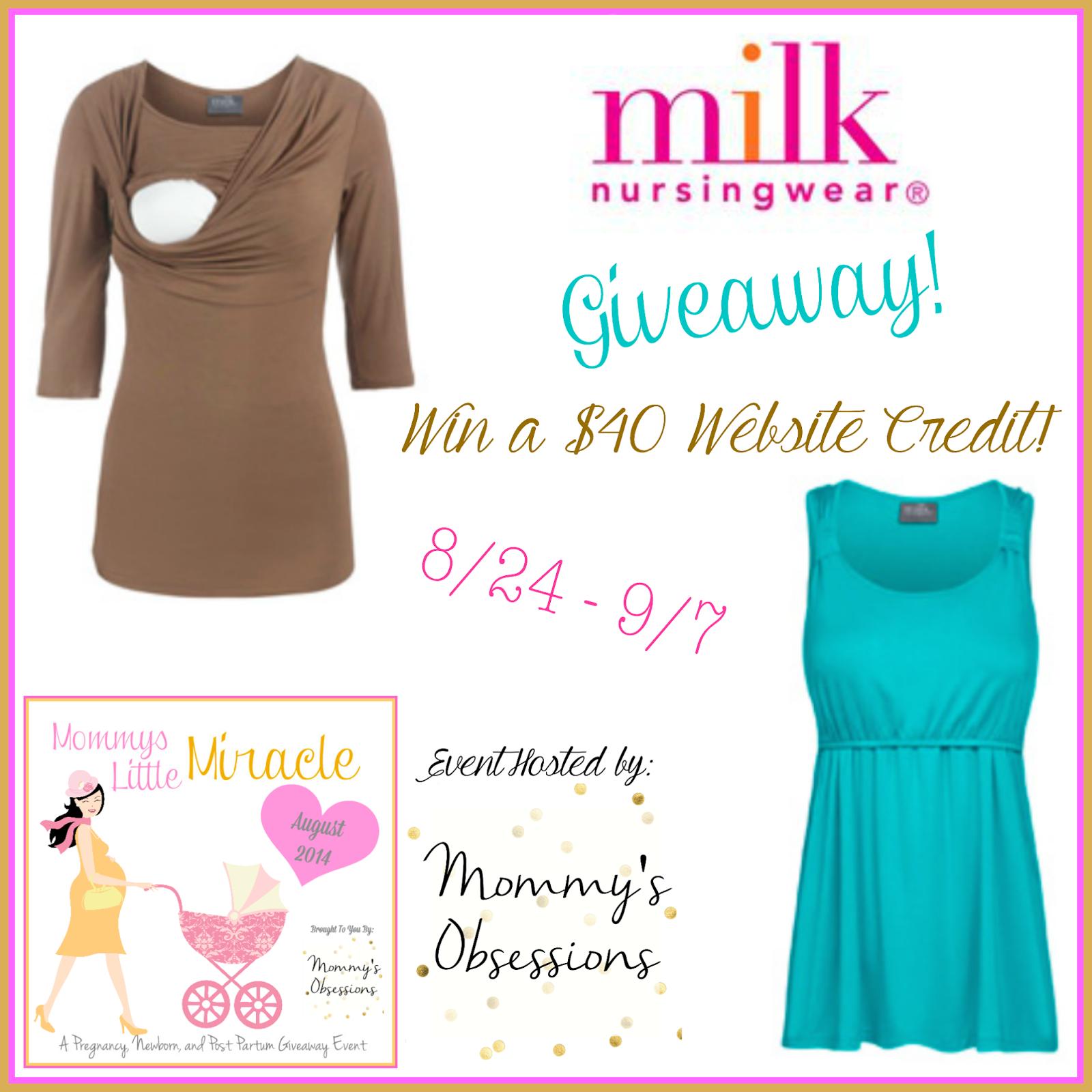 Milk Nursingwear