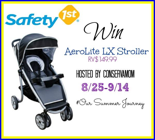 Our Summer Journey AeroLite LX Stroller