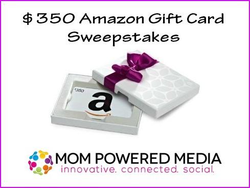 $350 Amazon Gift Card