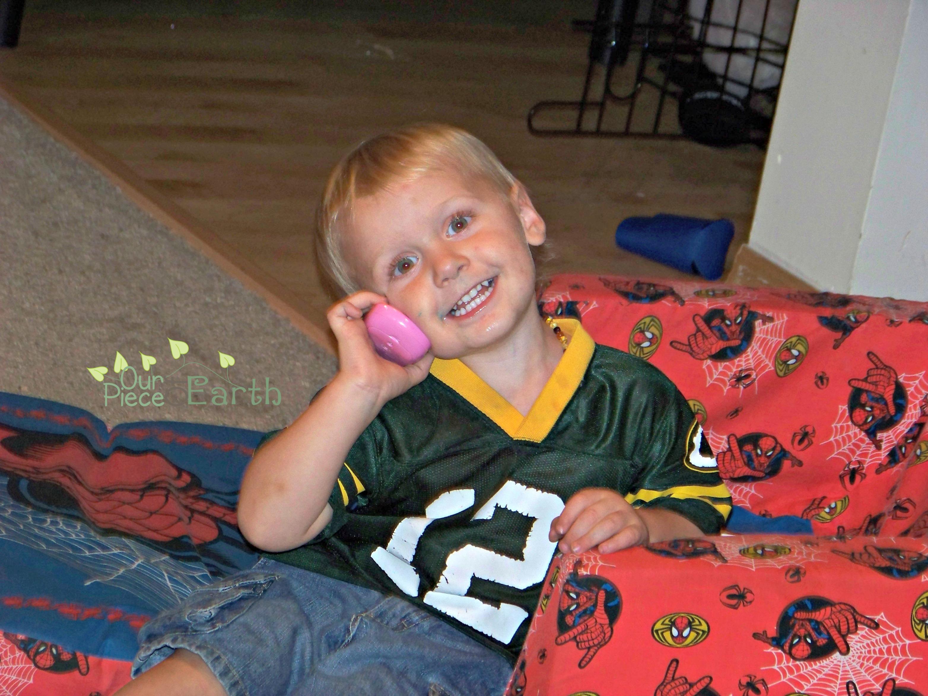 Charlie phone call