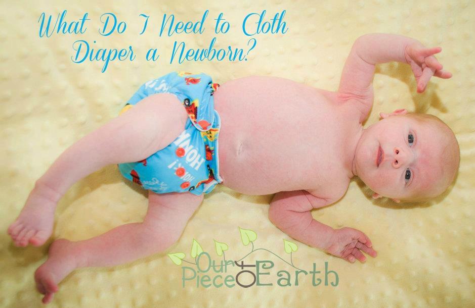 What Do I Need to Cloth Diaper a Newborn
