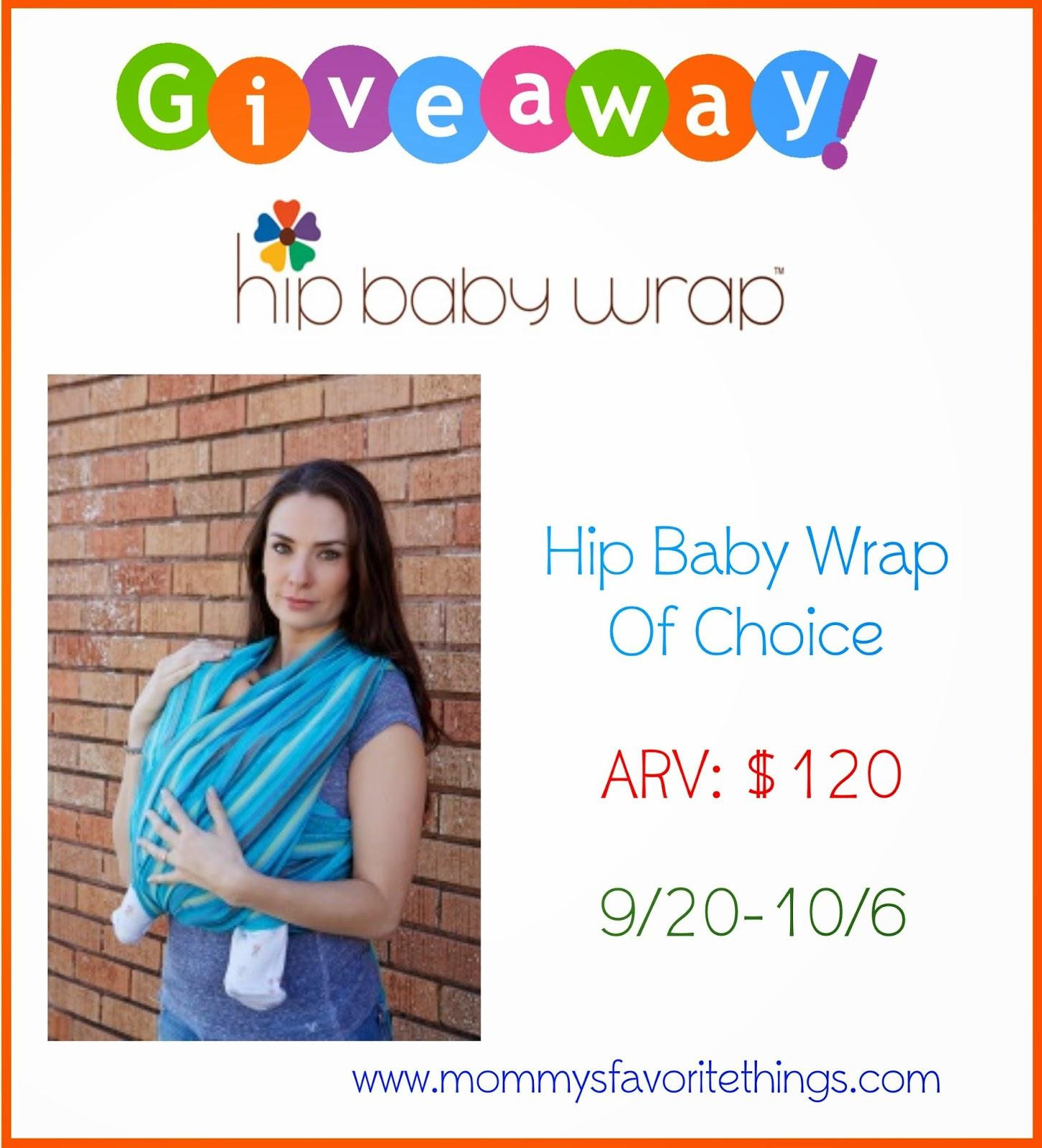Hip Baby Wrap