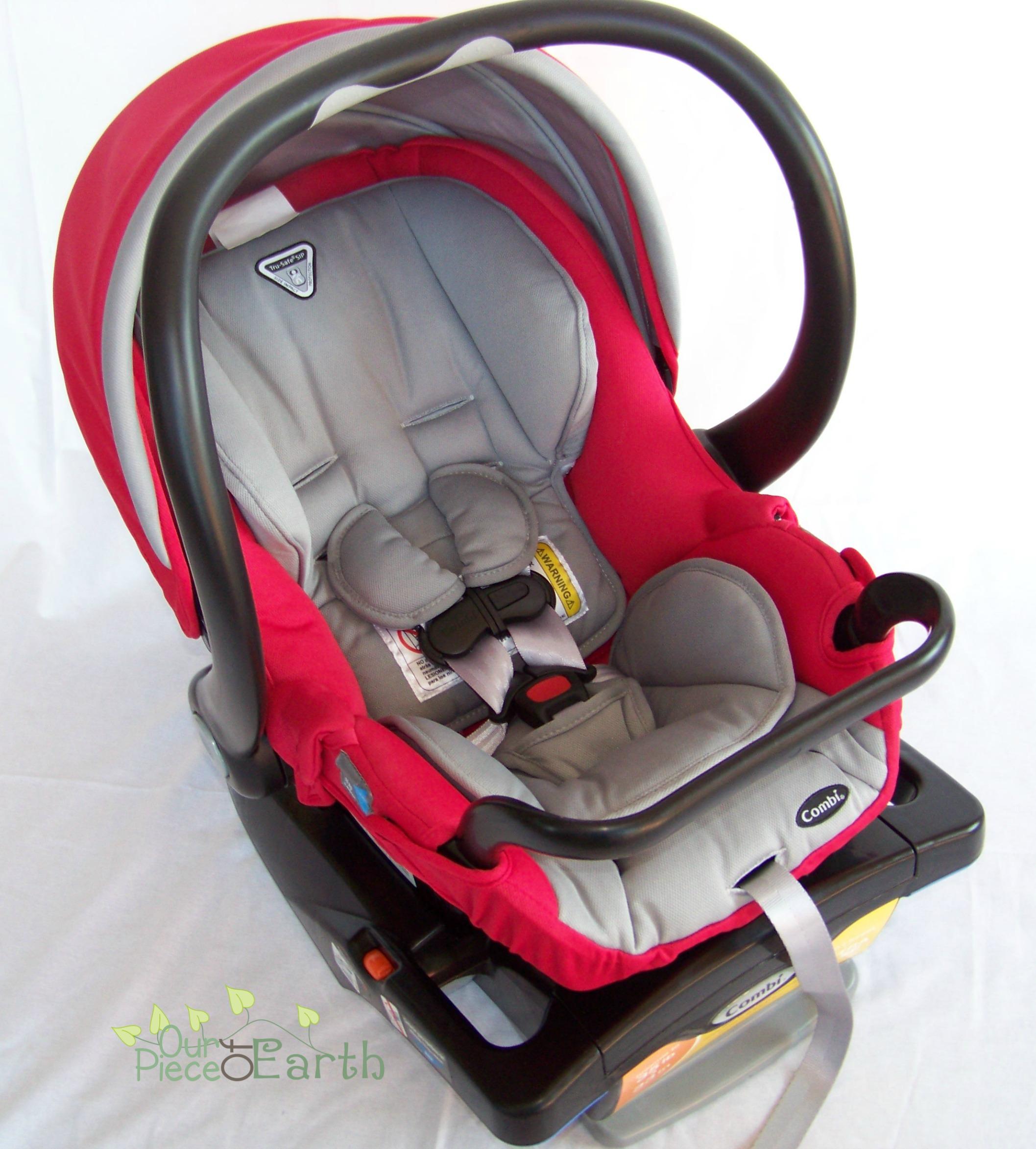 The Combi Shuttle Car Seat