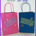 Big Sister / Big Brother Gift Bags