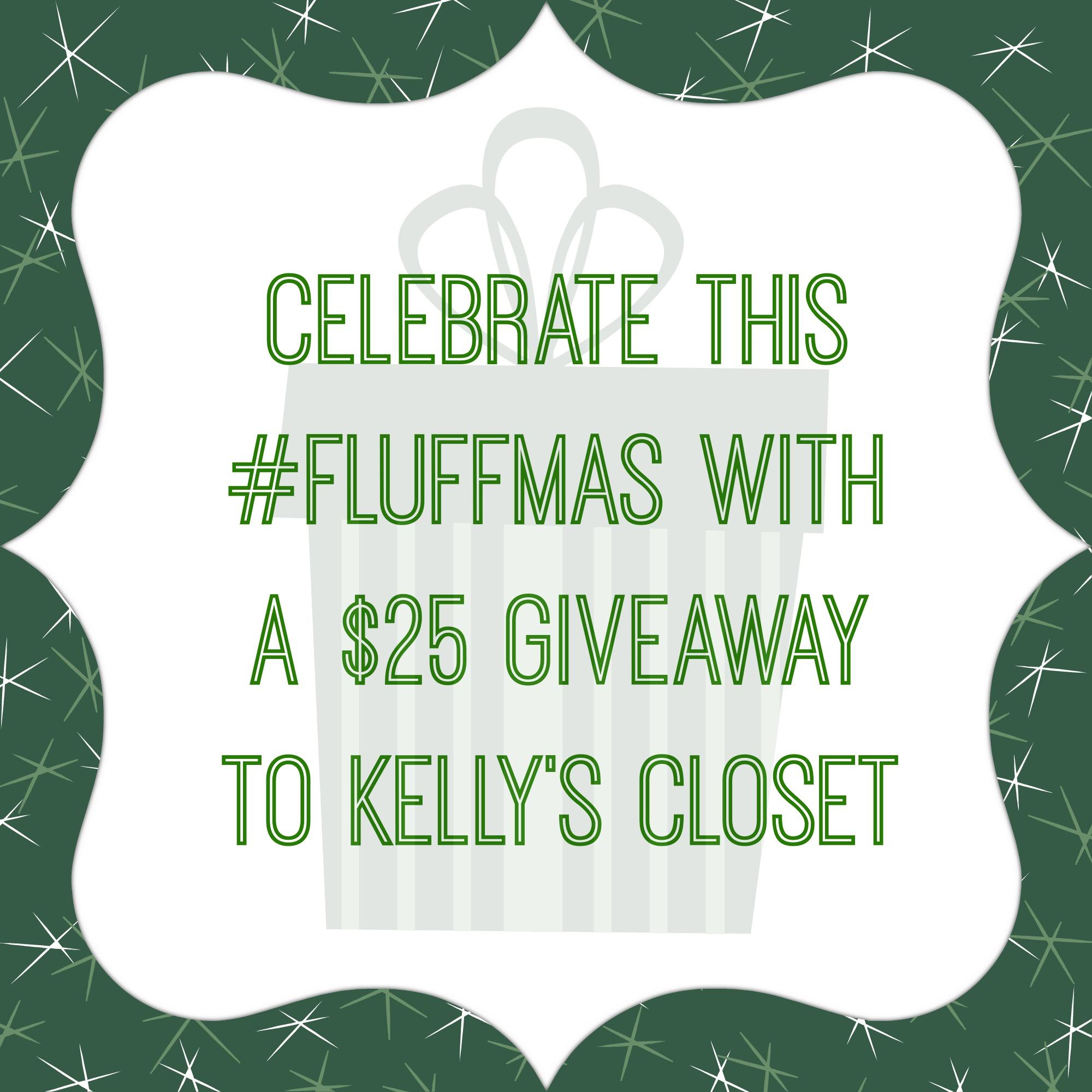 $25 Kelly's Closet